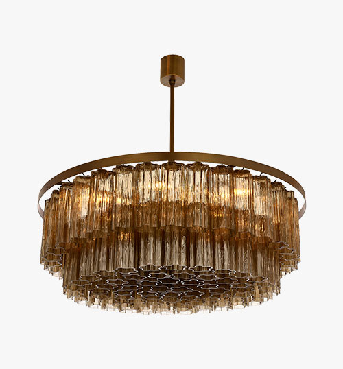 Ceiling Lights | Bella Figura Pertaining To Vincent 5 Light Drum Chandeliers (Image 5 of 25)