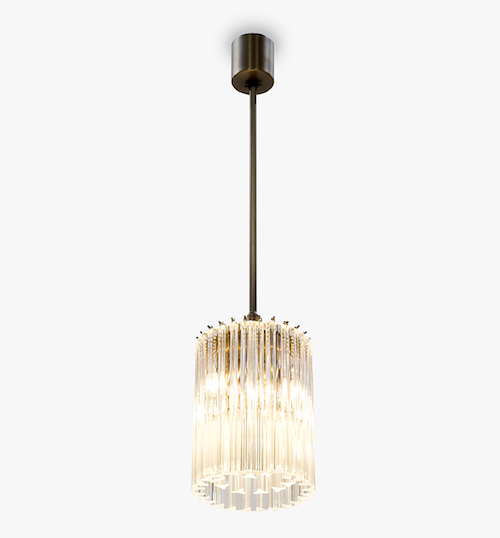 Ceiling Lights | Bella Figura With Vincent 5 Light Drum Chandeliers (Image 6 of 25)