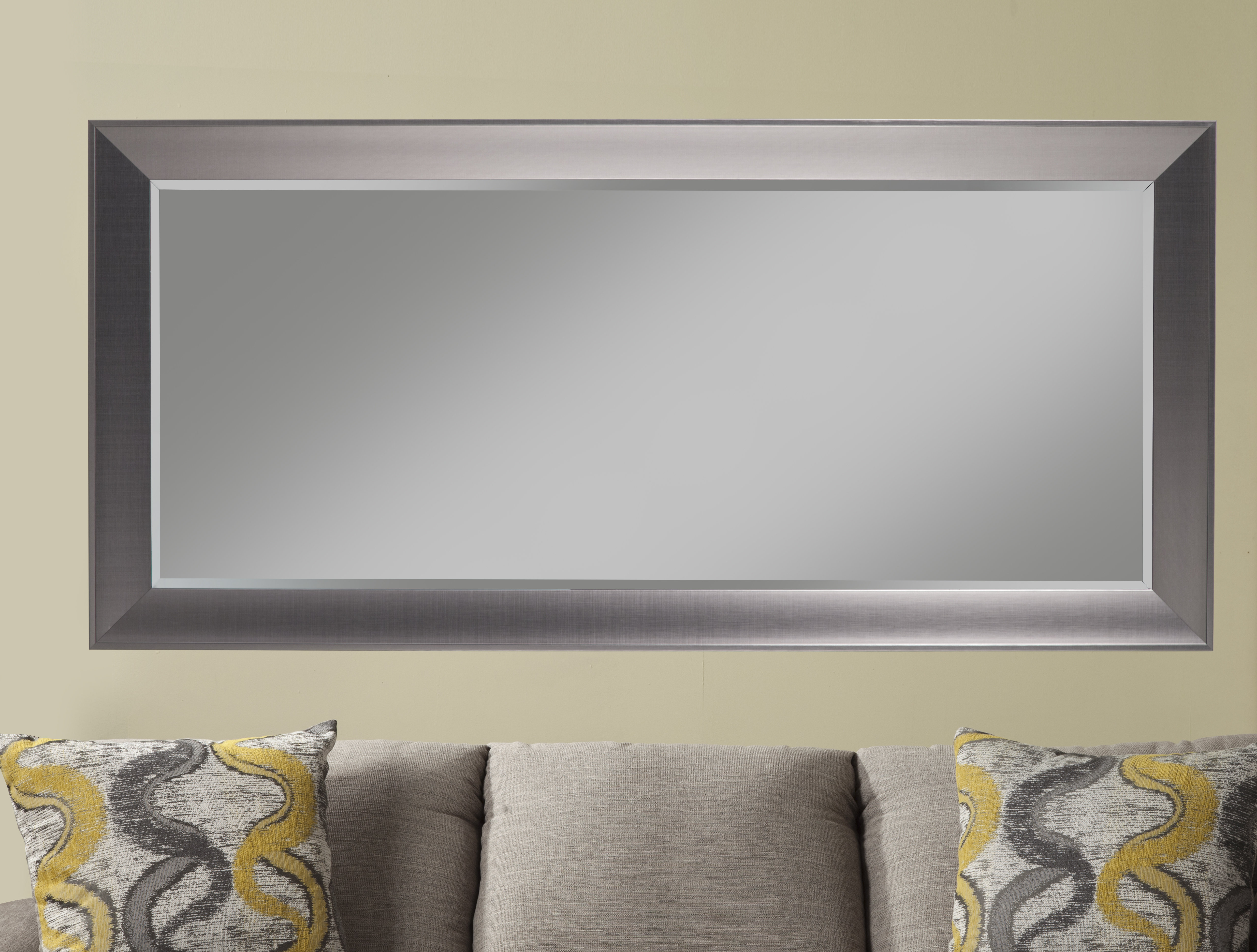 Chairez Mirror For American Made Accent Wall Mirrors (View 15 of 20)