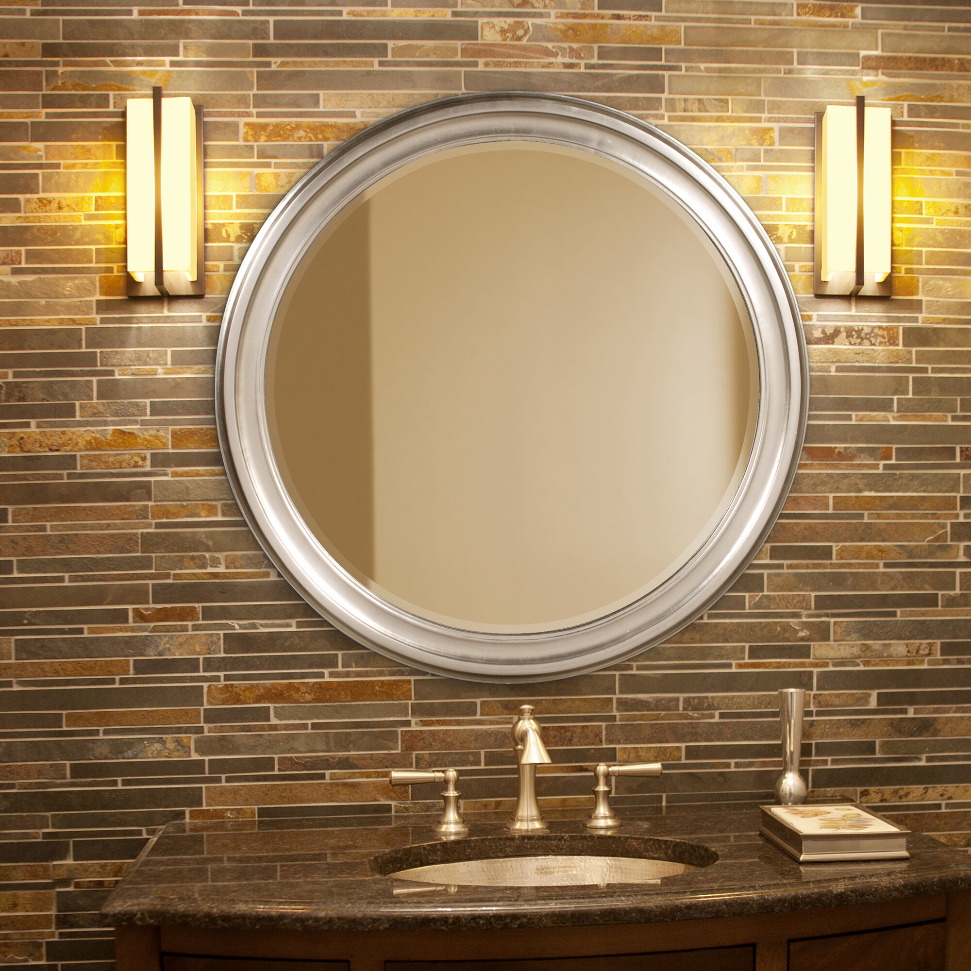 Charters Towers Accent Mirror With Regard To Charters Towers Accent Mirrors (Image 8 of 20)