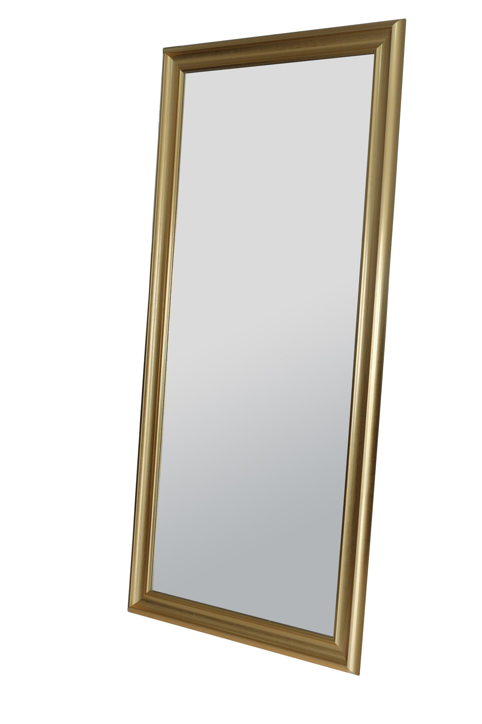 Chic Home Bleeker Mirror Modern Burnished Rectangular Wall Mirror With Modern Rectangle Wall Mirrors (View 17 of 20)