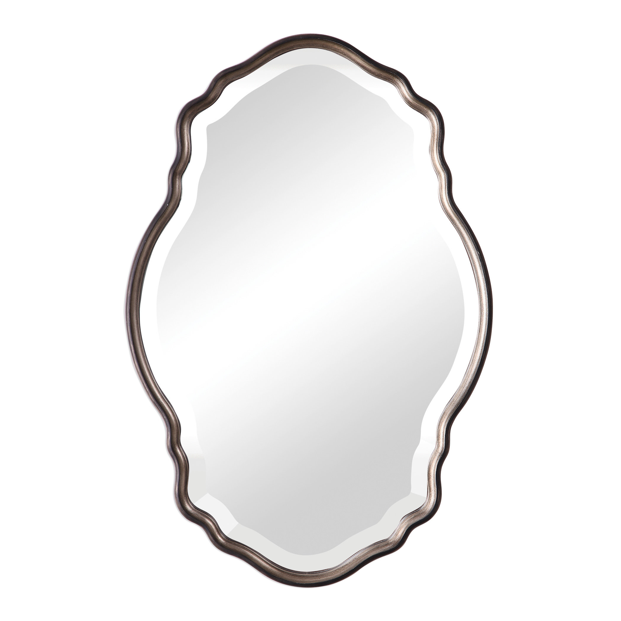 Christner Modern & Contemporary Beveled Wall Mirror Intended For Guidinha Modern & Contemporary Accent Mirrors (Image 5 of 20)