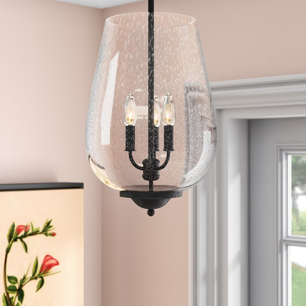 Chubbuck 3 Light Single Urn Pendant For 3 Light Single Urn Pendants (Image 8 of 25)