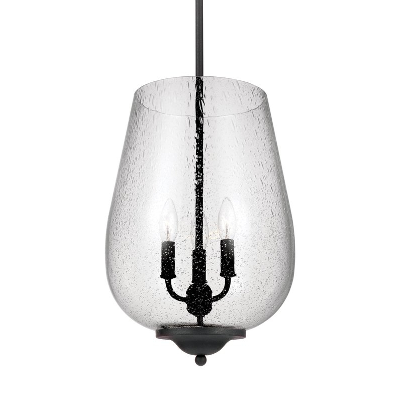 Chubbuck 3 Light Single Urn Pendant In 3 Light Single Urn Pendants (Image 9 of 25)