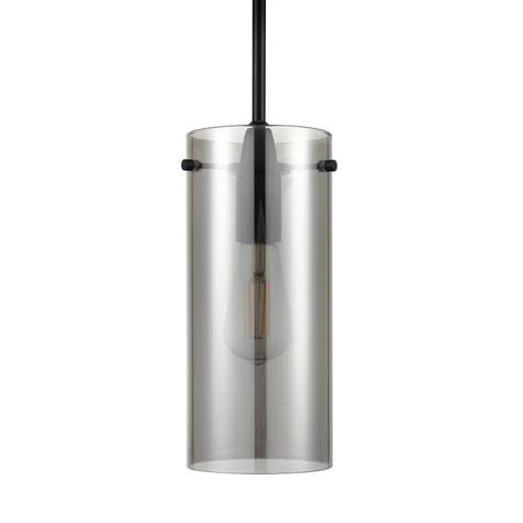 Clogh 1 Light Cylinder Pendant For Angelina 1 Light Single Cylinder Pendants (View 14 of 25)