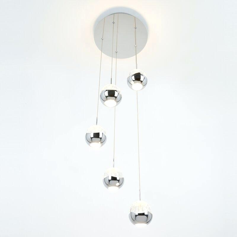 Cluster Pendant Light – Aiwomack (View 25 of 25)