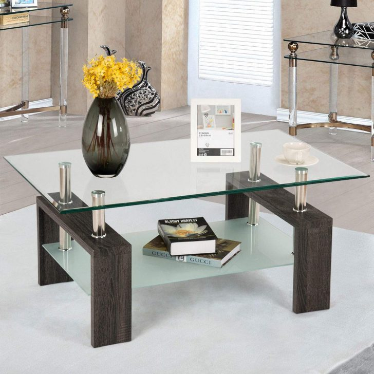 Coffe Table: 68 Modern Glass Coffee Tables Picture Within Finbar Modern Rectangle Glass Coffee Tables (View 23 of 25)