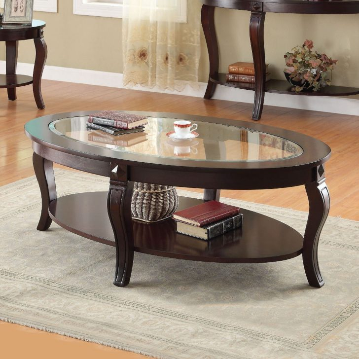 Coffe Table ~ Walnut Poly And Bark Coffee Tables Hd Wal 64 With Regard To Furniture Of America Charlotte Weathered Oak Glass Top Coffee Tables (View 39 of 50)