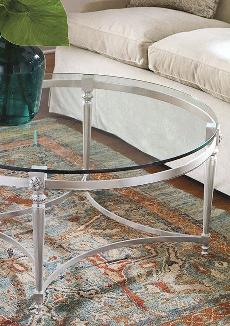 Coffee Tables – Beautiful Made In Italy Round Coffee Table Pertaining To Elowen Round Glass Coffee Tables (View 8 of 25)