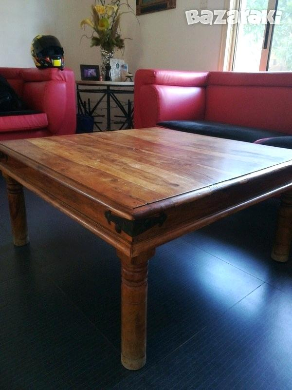 Coffee Tables Cherry Wood – Colbylegere (View 18 of 25)