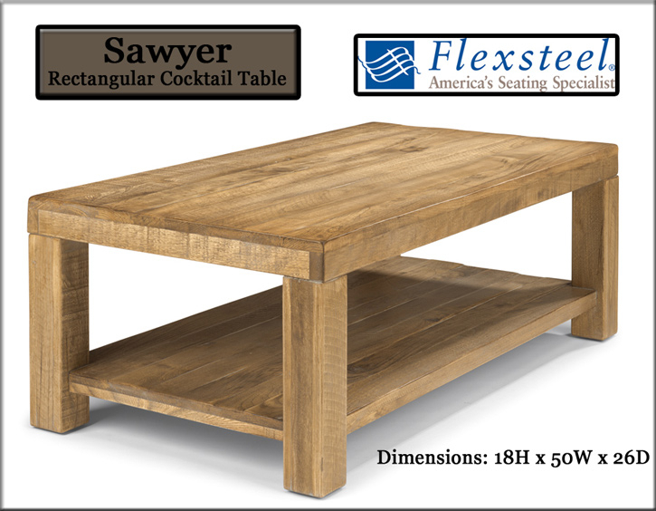 Coffee Tables | End Tables | Al's Furniture | Modesto Ca With Sawyer Industrial Reclaimed Rectangular Cocktail Tables (Image 5 of 50)