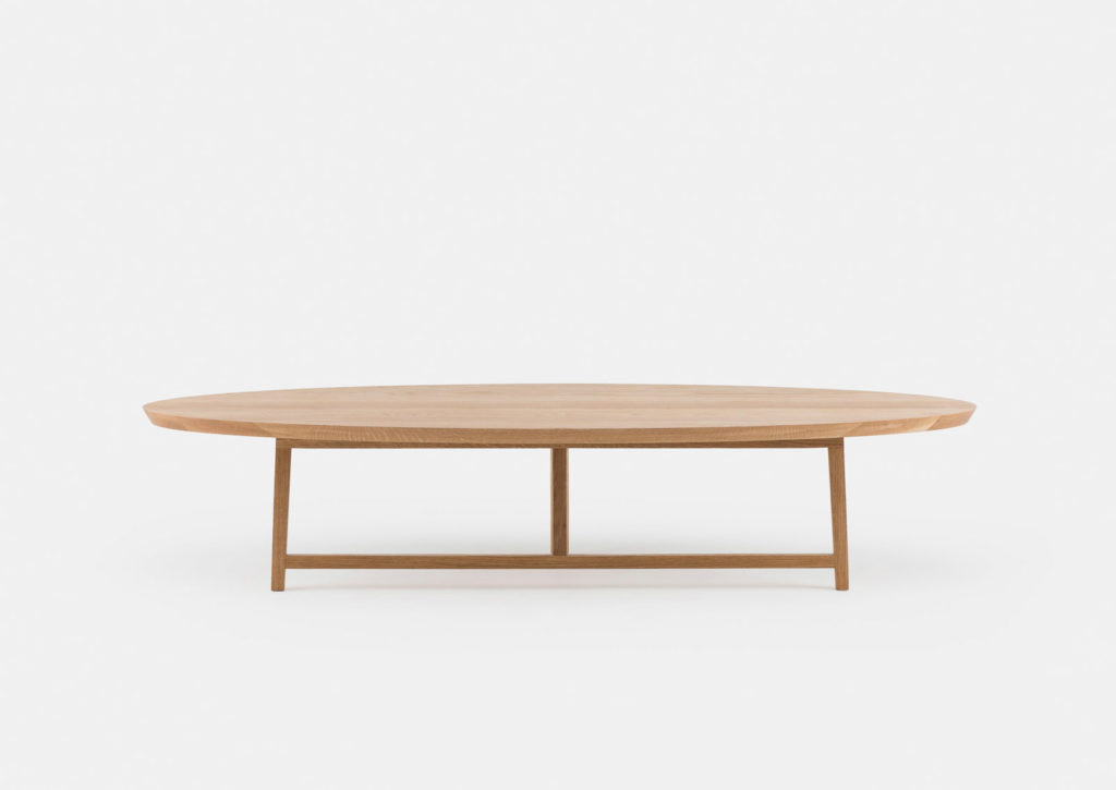 Coffetable ~ Oval Coffee Table Uncategorized Outstanding With Regard To Cohler Traditional Brown Cherry Oval Coffee Tables (View 18 of 25)
