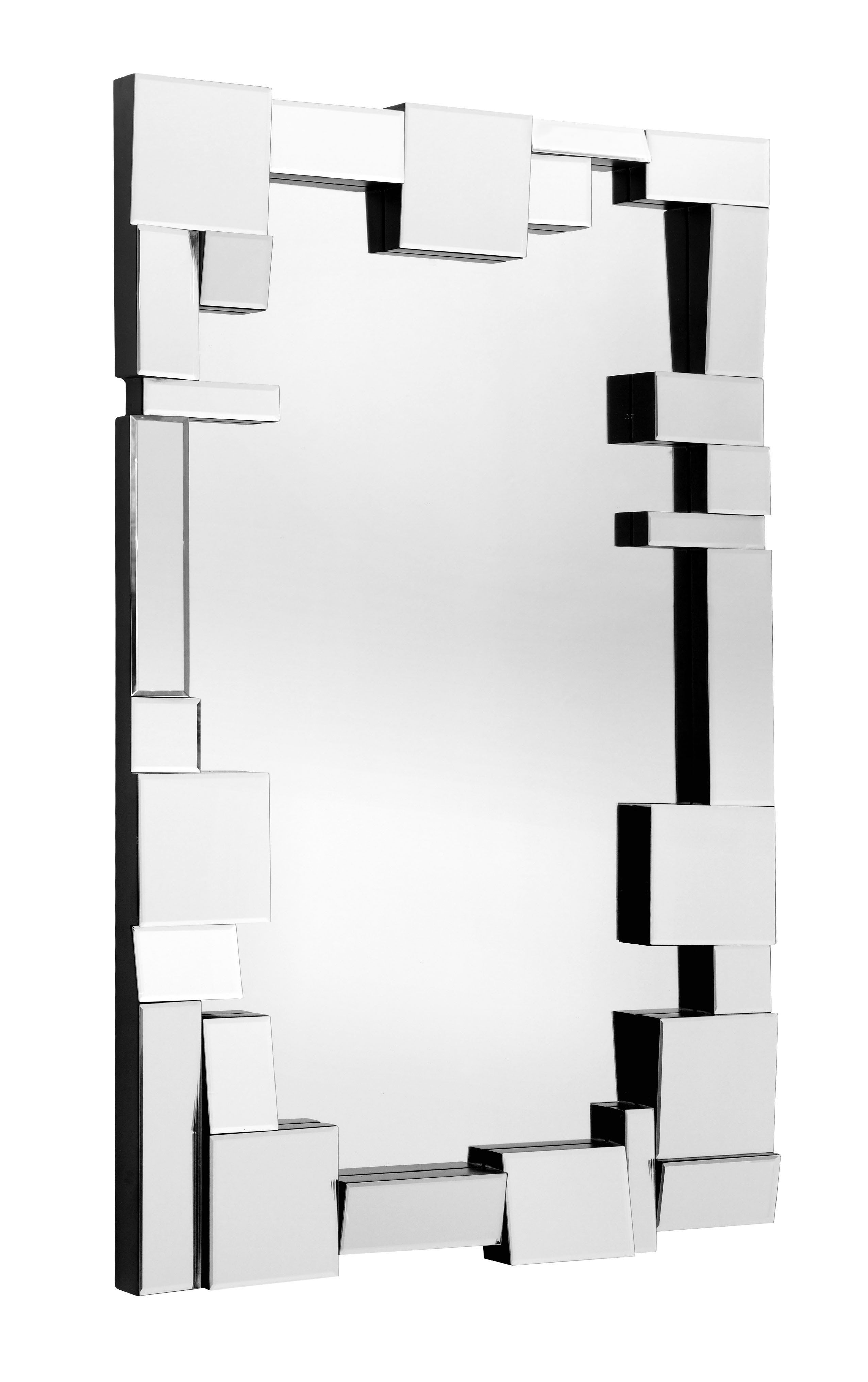 Construct Mirrorzuo Modern | Products | Mirror, Home Inside Pennsburg Rectangle Wall Mirrors (Image 3 of 20)