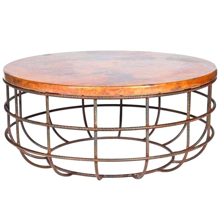 Copper Coffee Tables Sale – Thestreetarchive (View 17 of 25)