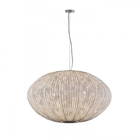 Coral Seaurchin Pendant Light Pertaining To Alverez 4 Light Drum Chandeliers (Image 5 of 20)
