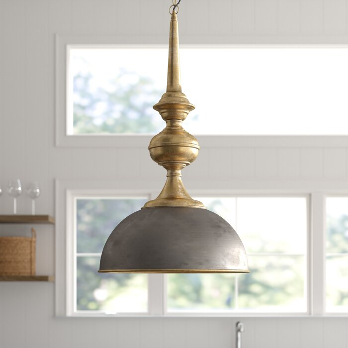 Featured Image of 1 Light Single Dome Pendants