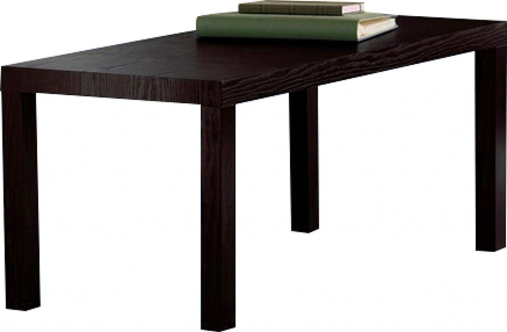 Country Chocolate Coffee Table Contemporary – Embasemais With Carmella Satin Plated Coffee Tables (View 40 of 50)