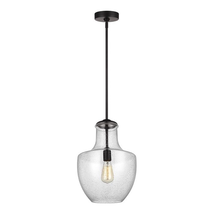 Courtnie 1 Light Single Teardrop Pendant With Giacinta 1 Light Single Bell Pendants (View 11 of 25)