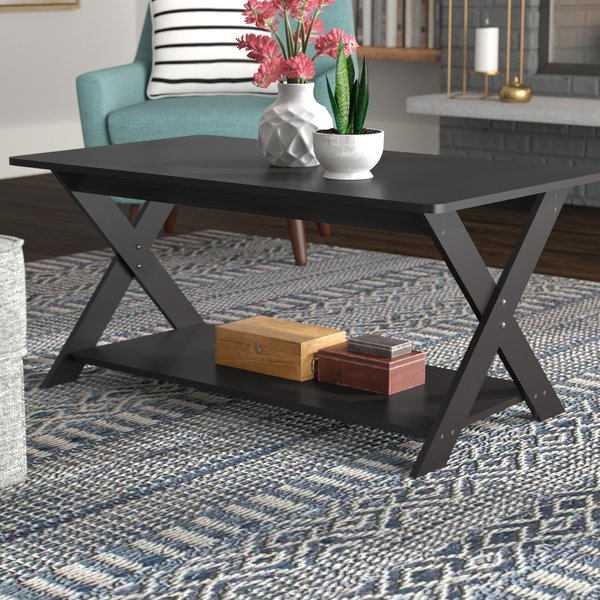 Criss Cross Coffee Table | Wayfair.co (Image 10 of 50)
