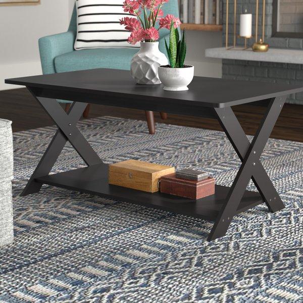 Criss Cross Coffee Table | Wayfair.co (View 10 of 50)