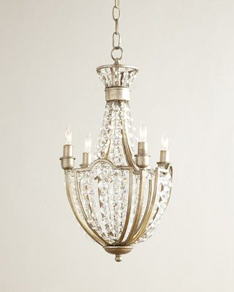 Cristabel 4 Light Crystal Chandelier | Lake Lighting With Regard To Oriana 4 Light Single Geometric Chandeliers (View 22 of 25)