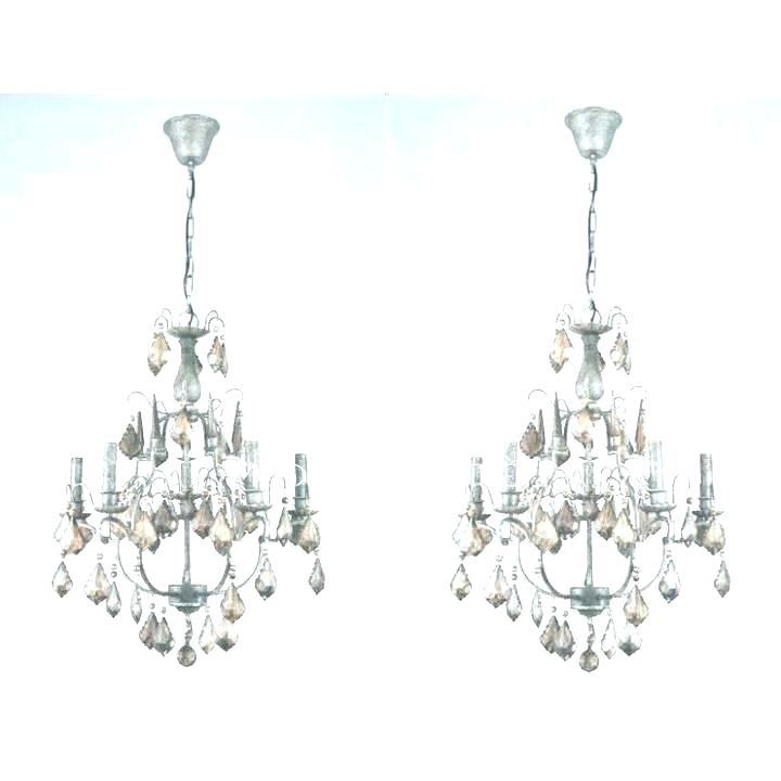 Crystal Chandelier Replacement Parts – Familyswag (View 20 of 20)