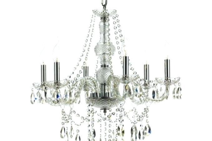 Crystal Chandelier Replacement Parts – Familyswag (View 15 of 20)