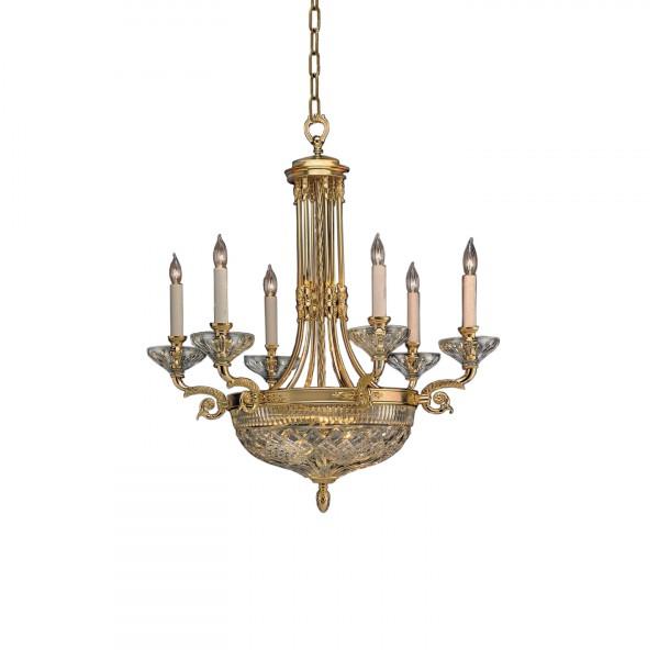 Crystal Chandeliers & Lighting – Waterford® Us Regarding Watford 9 Light Candle Style Chandeliers (Image 5 of 20)