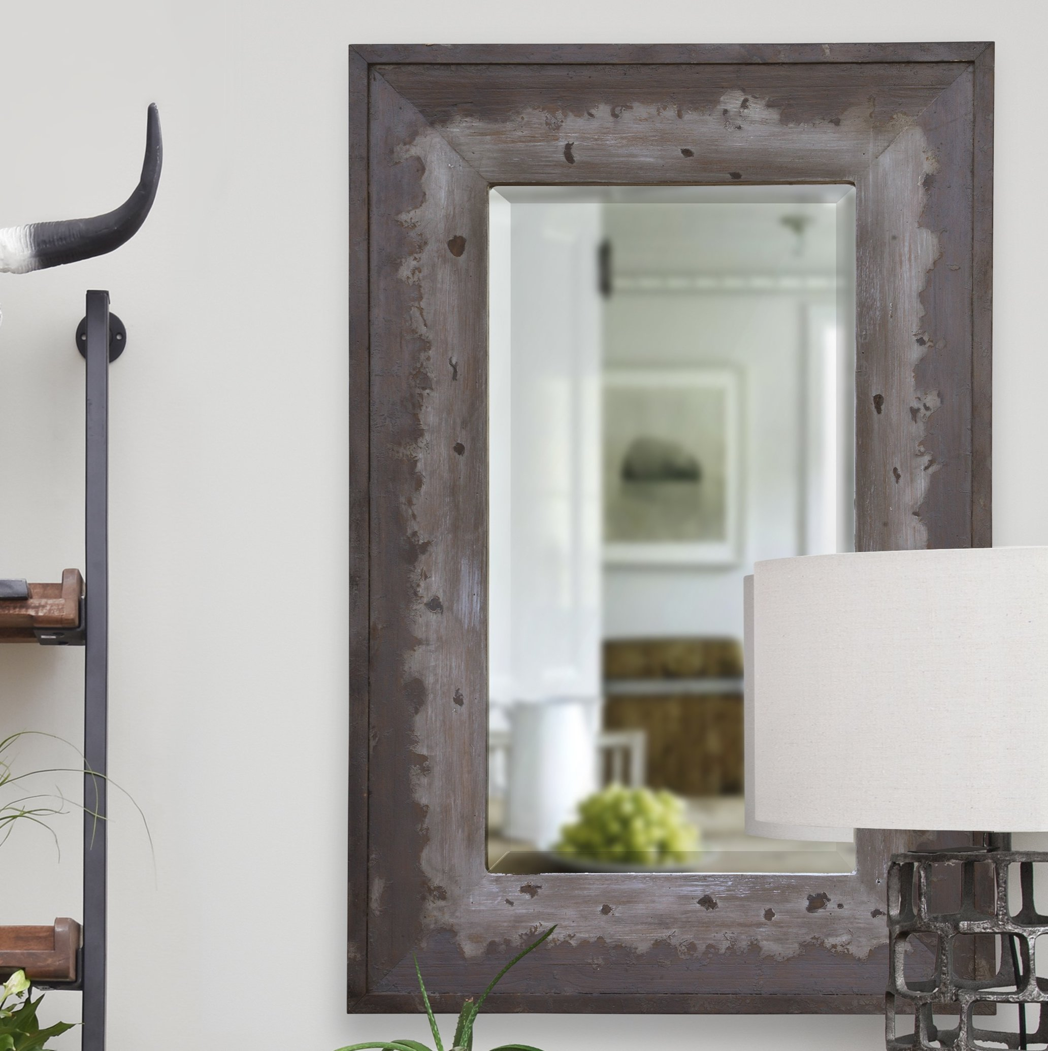 Cunningham Traditional Beveled Wall Mirror With Regard To Traditional Beveled Wall Mirrors (View 7 of 20)