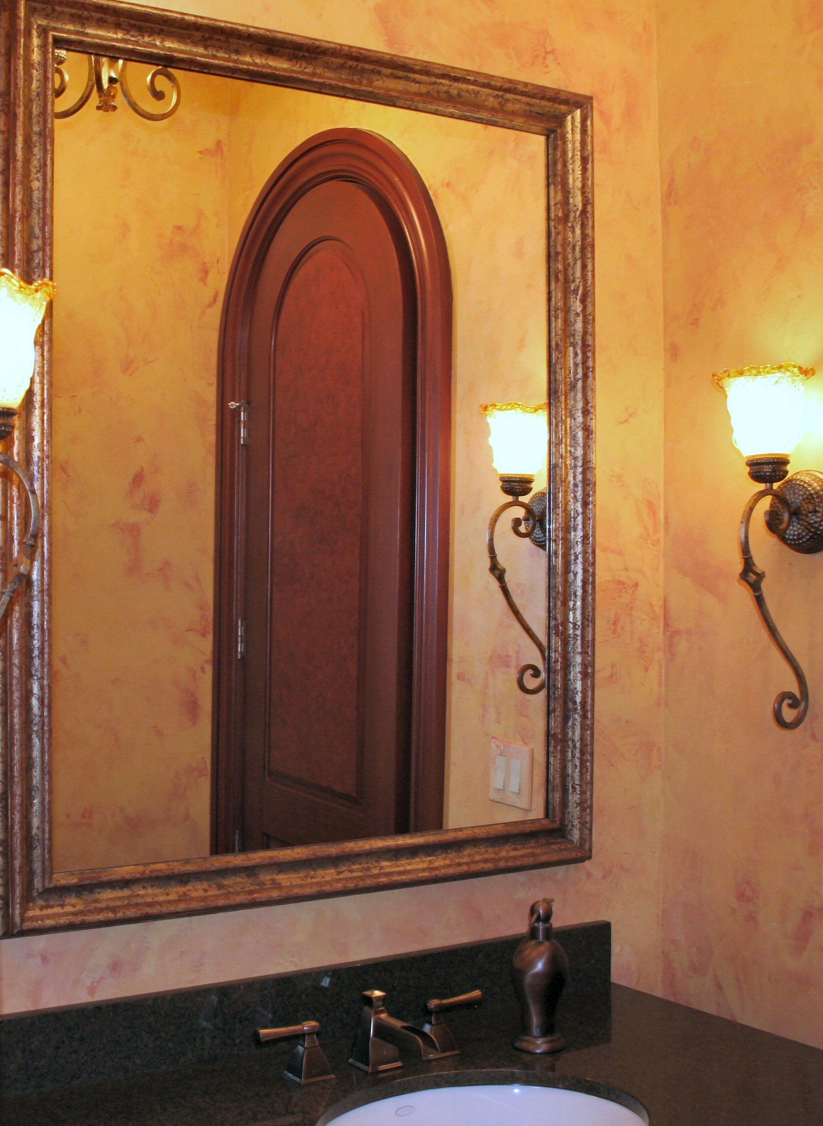 Custom Mirrors | Discover Art At Frameworks Gallery Regarding Custom Mirrors (View 18 of 20)