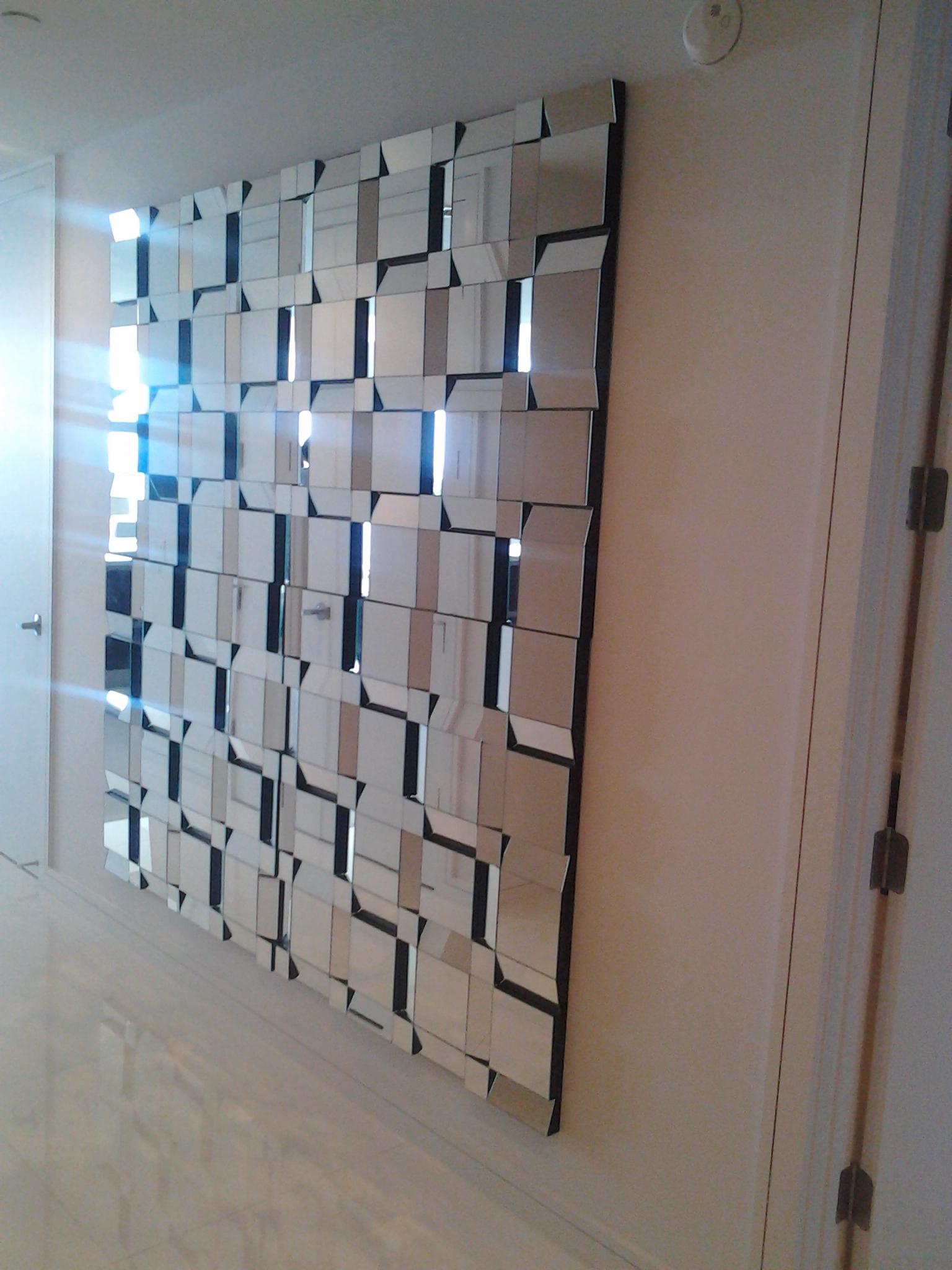 Custom Mirrors Miami – Mirror Installation Miami Within Custom Mirrors (View 2 of 20)