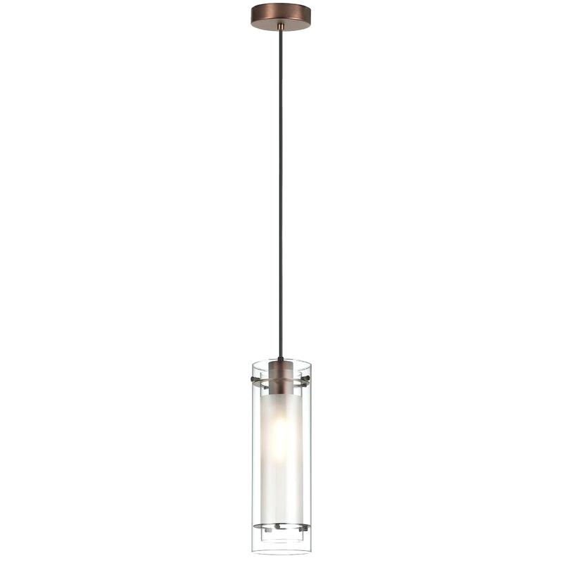 Cylinder Pendant Light – Betcol (View 13 of 25)