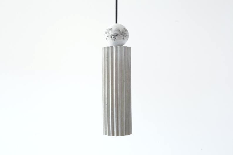 Cylinder Pendant Light – Jeannavivas (View 18 of 25)