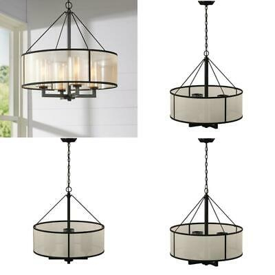 Dailey 4 Light Drum Chandelier – $ (Image 4 of 20)