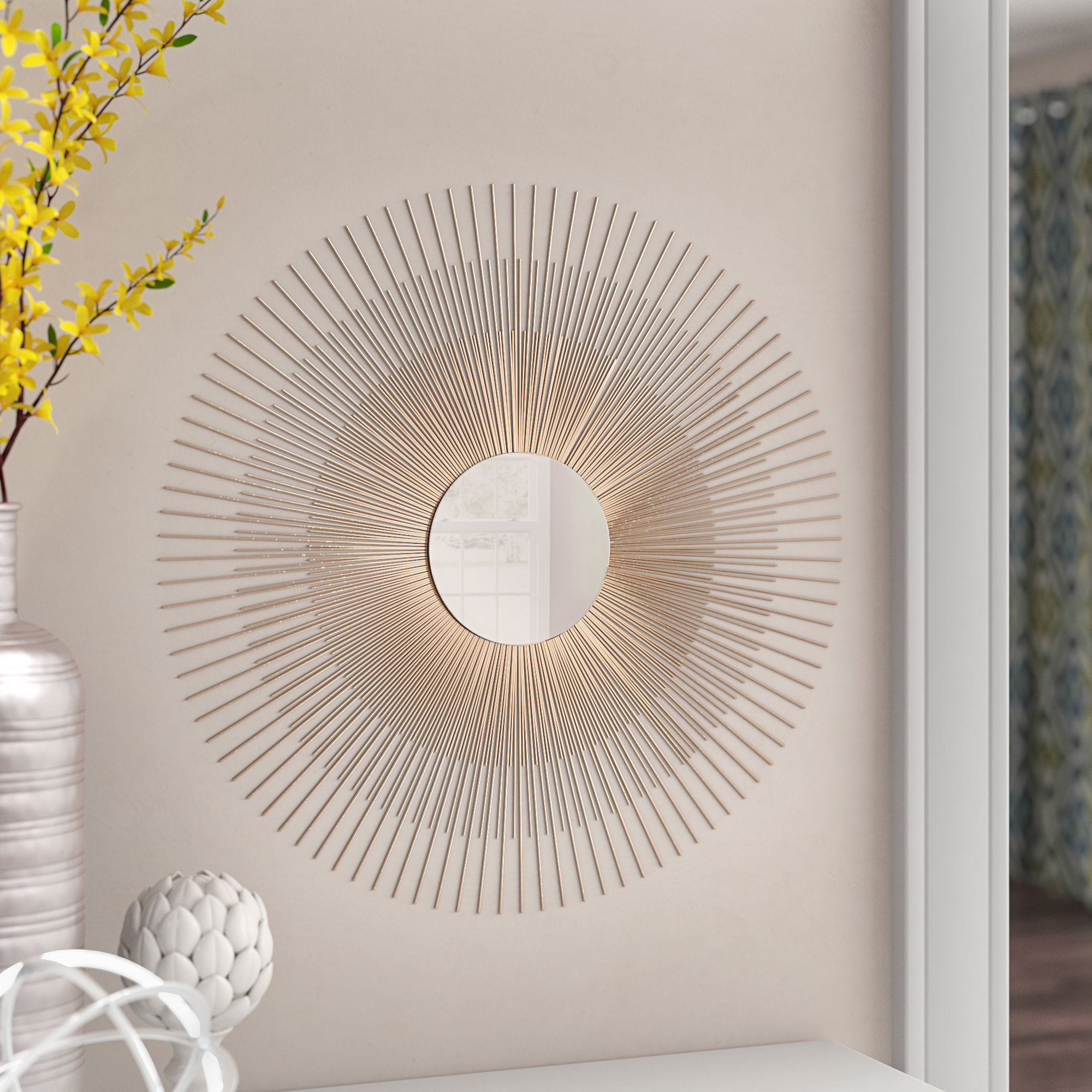 Featured Image of Dandre Wall Mirrors
