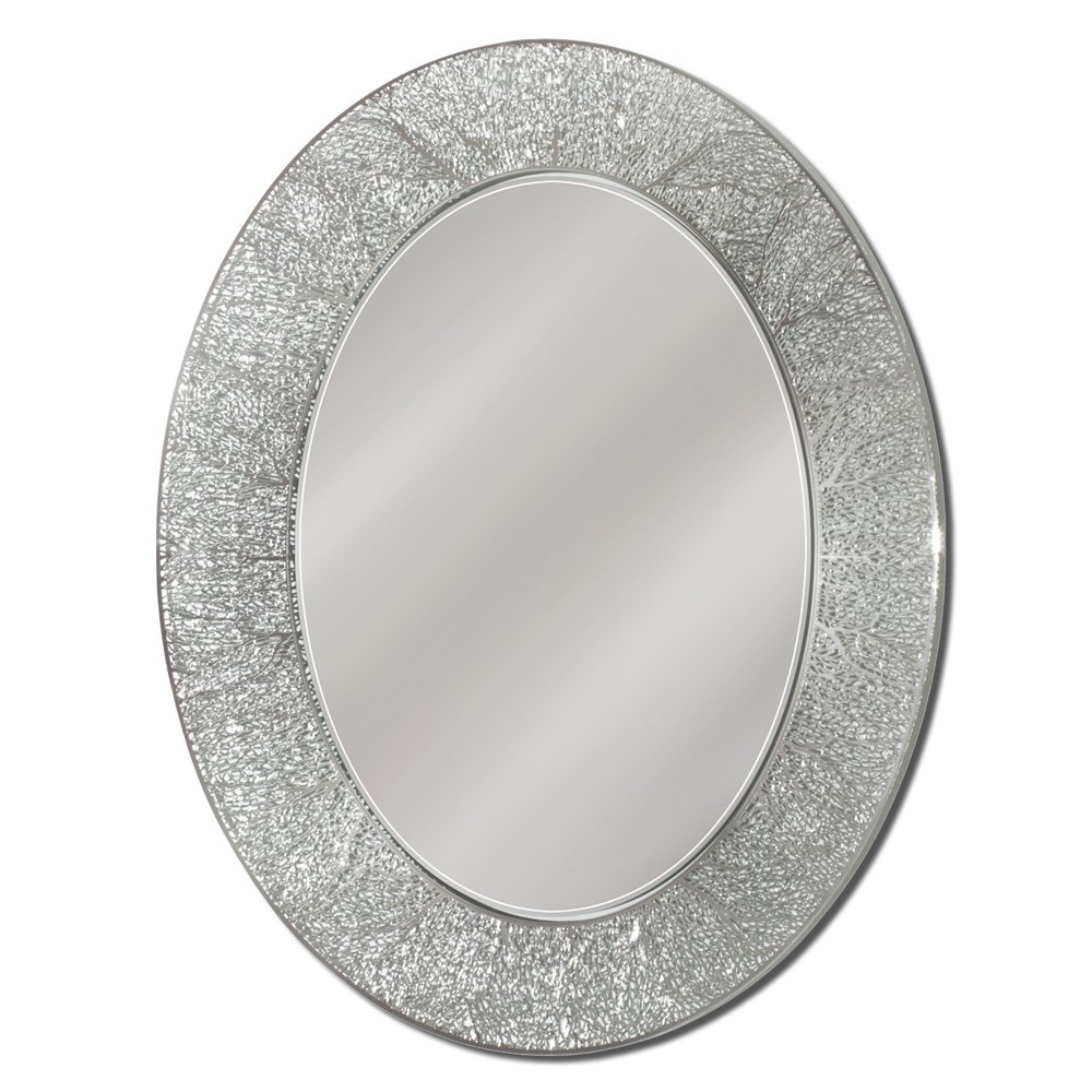 Danette Coral Bathroom/vanity Mirror In Gaunts Earthcott Modern & Contemporary Beveled Accent Mirrors (Image 5 of 20)