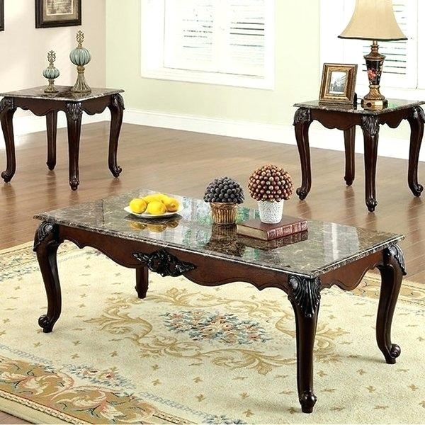 Dark Cherry Coffee Table – Ronix In Furniture Of America Crescent Dark Cherry Glass Top Oval Coffee Tables (Image 14 of 50)