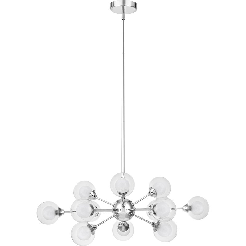 Dawn Rembert 12 Light Chandelier With Asher 12 Light Sputnik Chandeliers (View 13 of 20)