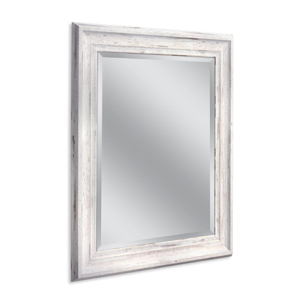 Deco Mirror Farmhouse 29 In. W X 35 In (Image 8 of 20)