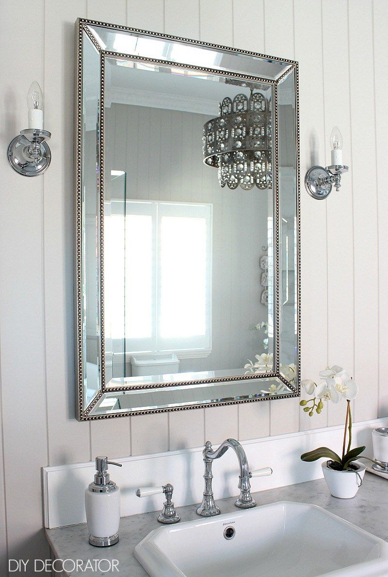 Decorating Plan – Decor And Furnishings | Home Decor Ideas For Estefania Frameless Wall Mirrors (Photo 20 of 20)