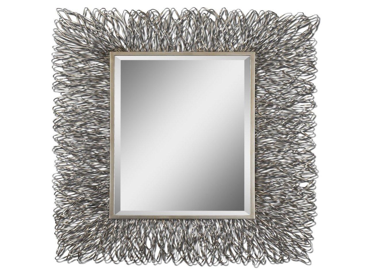 Decorative Wall Mirrors Wade Logan Decorative Wall Mirror Inside Boyers Wall Mirrors (Image 10 of 20)