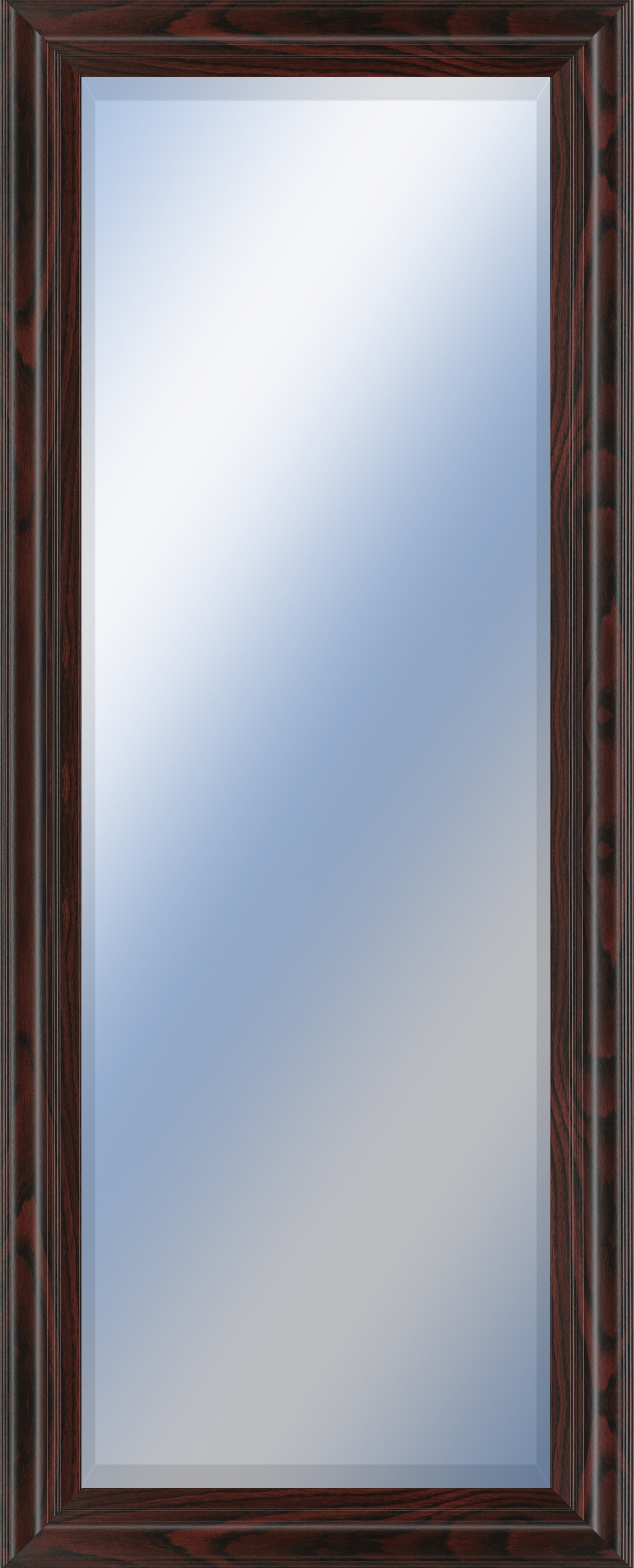 Dedrick Decorative Framed Modern And Contemporary Wall Mirror Intended For Dedrick Decorative Framed Modern And Contemporary Wall Mirrors (Image 8 of 20)