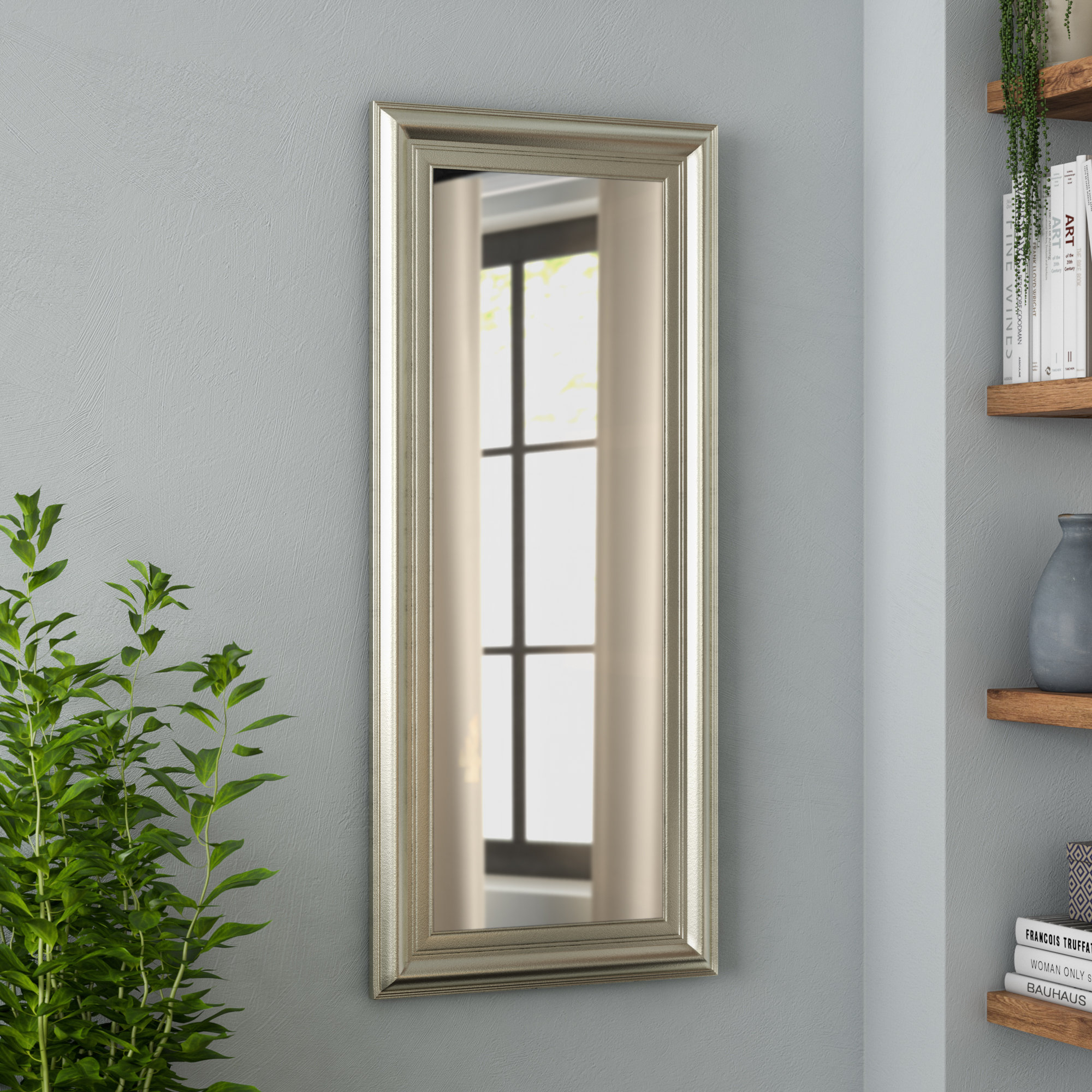 Featured Image of Dedrick Decorative Framed Modern And Contemporary Wall Mirrors