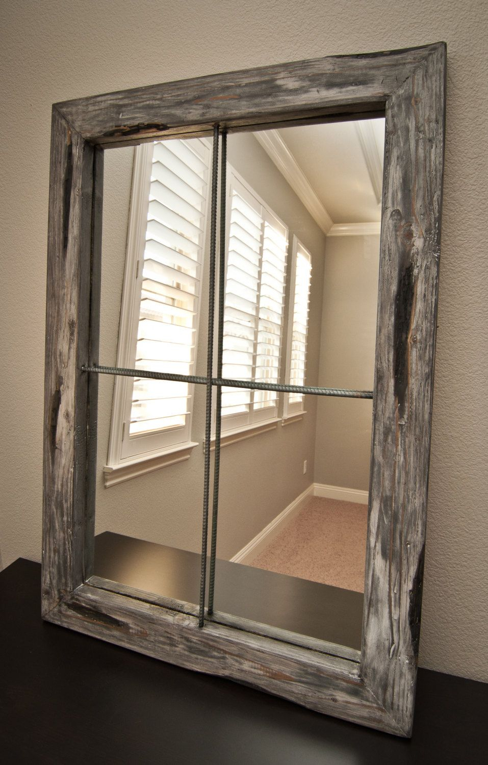 Design Large Big Glamorous High Stair Staircase Full Wal Throughout Faux Window Wood Wall Mirrors (View 20 of 20)