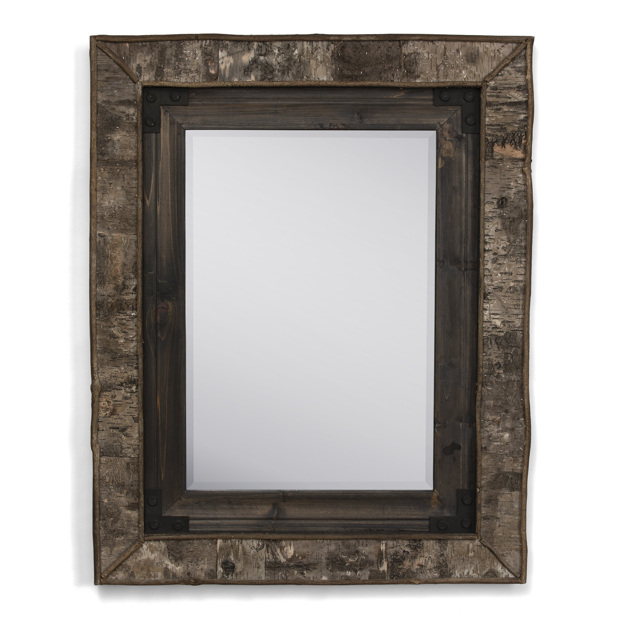 Details About Loon Peak Rectangular Accent Wall Mirror With Rectangle Accent Wall Mirrors (View 15 of 20)