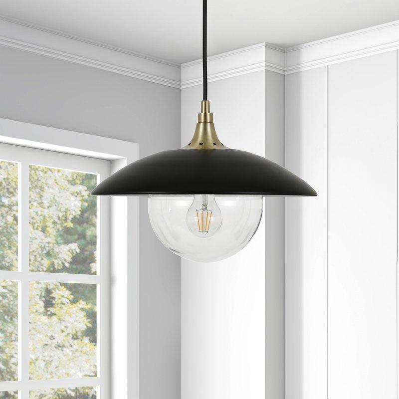 Deveraux 1 Light Single Dome Pendant Throughout Devereaux 1 Light Single Globe Pendants (Image 7 of 25)