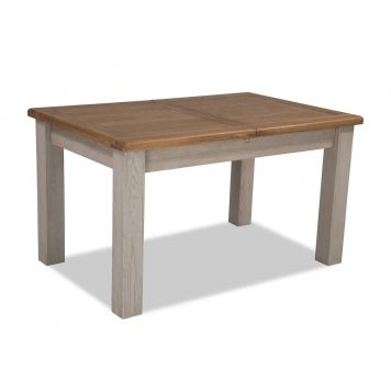 Dining Tables | Ireland – Ez Living Furniture Intended For Furniture Of America Charlotte Weathered Oak Glass Top Coffee Tables (Image 9 of 50)