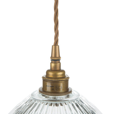 Dome Prismatic Pendant Light – Small Intended For Amara 2 Light Dome Pendants (View 16 of 25)