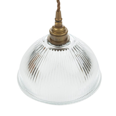 Dome Prismatic Pendant Light – Small Throughout Amara 3 Light Dome Pendants (View 12 of 25)