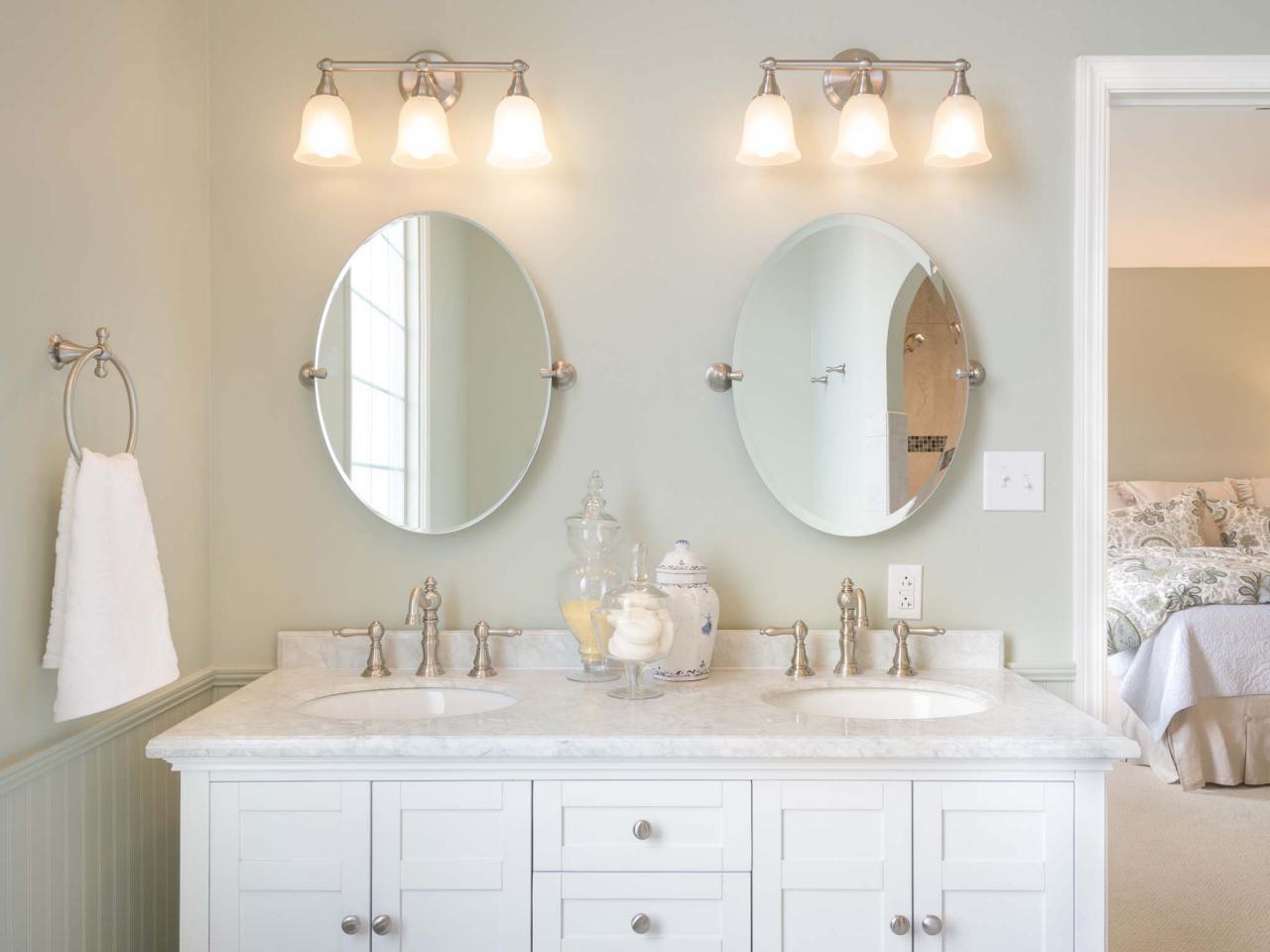 Door Bathroom Mirror Length Diy Bevel Likable Tiles Decor Pertaining To Thornbury Oval Bevel Frameless Wall Mirrors (View 20 of 20)
